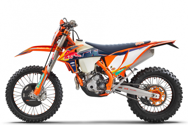2022 KTM 350 EXC-F FACTORY EDITION