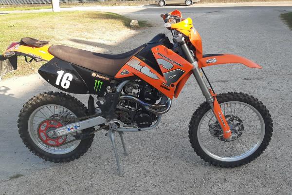 Anabáza alebo dva roky prázdnin motocykla KTM 620 LC4