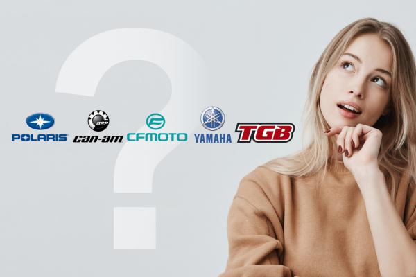 CFMOTO, TGB, CanAm, Yamaha, Polaris - Jazda, test a porovnanie štvorkoliek od OKR Moto