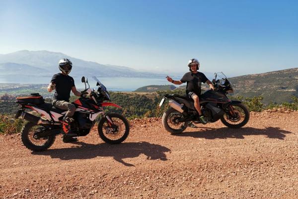 Fotoreport 3: KTM Greece Rally 2021 objektívom OKR Moto