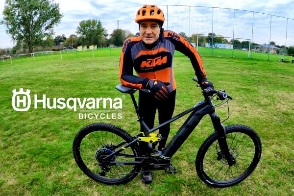 Husqvarna Mountain Cross 6 model 2020 - celoodpružený e-bike aj pre náročnú jazdu