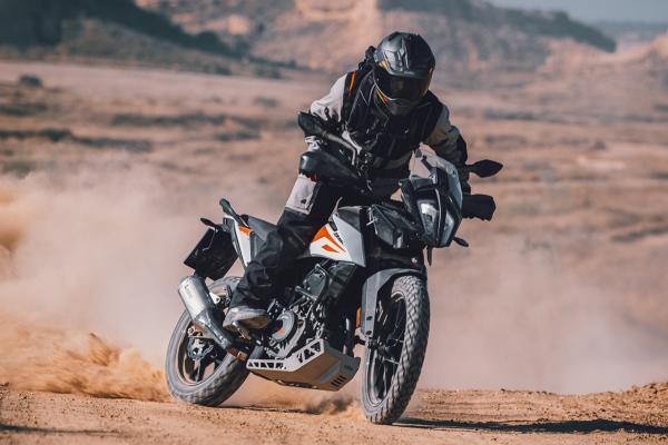KTM 390 Adventure 2021 je najmenší dobrodruh z rodiny KTM
