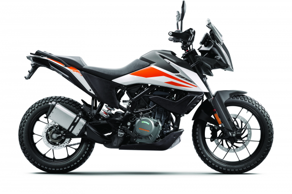 KTM 390 Adventure úprava a recenzia OKR Moto 2020