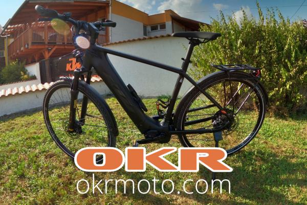 KTM MACINA SPORT ABS 2021 e-bike - predstavenie a recenzia
