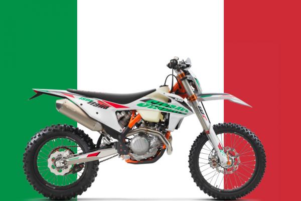 KTM SIX DAYS 2021: Limitovaná edícia KTM motocyklov