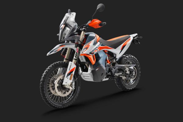Limitovaný motocykel KTM 890 Adventure R/RALLY 2021 bol oficiálne predstavený verejnosti