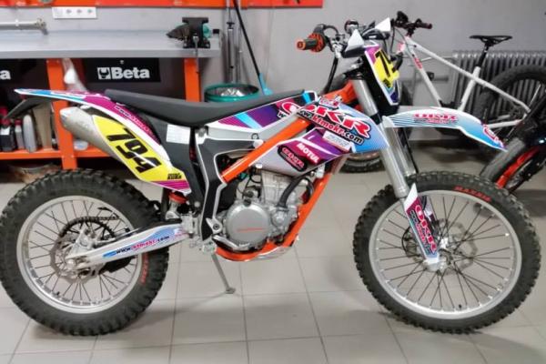 Motocykel KTM Freeride umrel na Covid, aký motocykel si má vybrať začiatočník?
