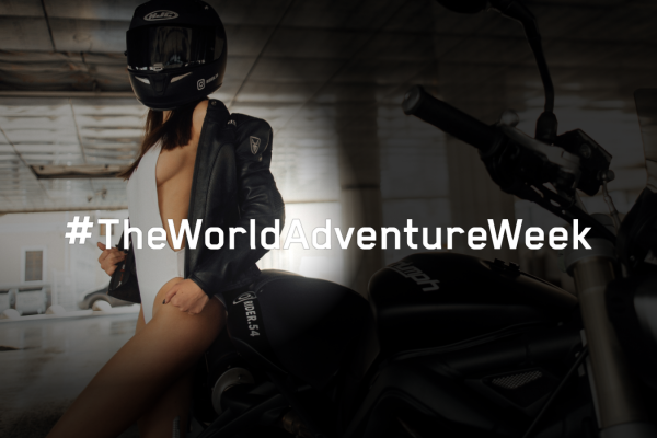 Najväčšie svetové dobrodružstvo pre všetkých motorkárov: The World Adventure Week 2021