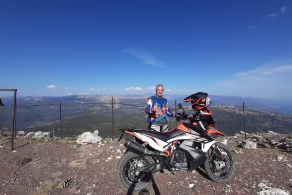 OKR Moto na EUROPEAN KTM ADVENTURE RALLY - GREECE 2021
