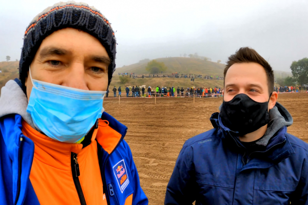 Rozhovor s reprezentantom tímu KTM OKR Gáborom Firtosvárim #721