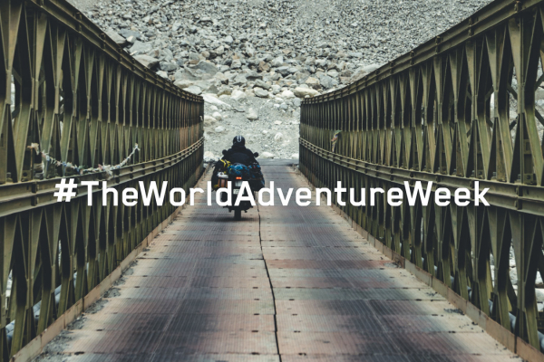 #TheWorldAdventureWeek je hashtag World Adventure Week 2021. Čo je WAW?