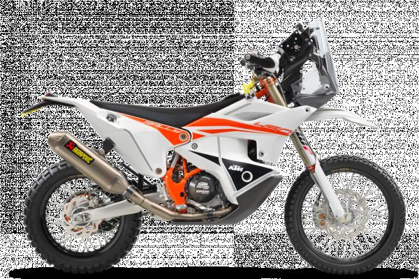 OKR Moto Vám odhaľuje prototyp nového motocykla 2023 KTM 450 RALLY
