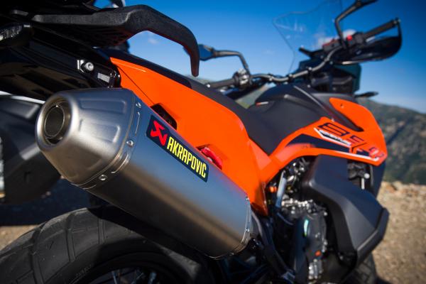 Úprava motocyklov KTM 790 a 890