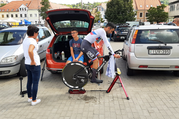 XIV. ročník Pilis Cup cyklistická horská časovka jednotlivcov v cestnej cyklistike